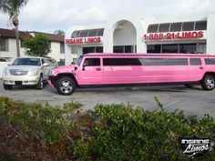 Pink Hummer Limo Inside I spotted this unique cool limo. See far more on the website