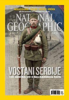 Najlepša naslovnica National Geographic Srbija - National Geographic Srbija