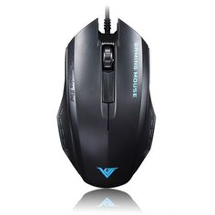 Reliable Optical gaming mouse 3key 3D 1600 DPI Super Game Mouse Wired USB mouse for PC Gamer Desktop