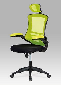 GRN Nosnost 120 kg, látka MESH zelená / černá, houpací mechanismus. Gaming Chair, Mesh, Furniture, Home Decor, Decoration Home, Room Decor, Home Furnishings, Home Interior Design, Home Decoration