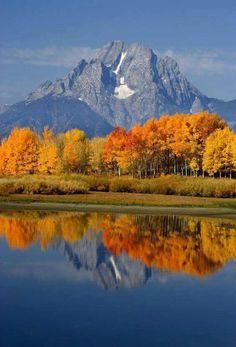 Autumnal Landscape.