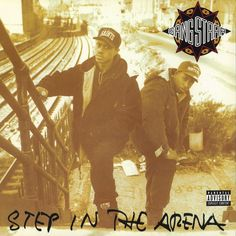 Gangstarr - Step In the Arena, One of my favorite Golden Age Classics