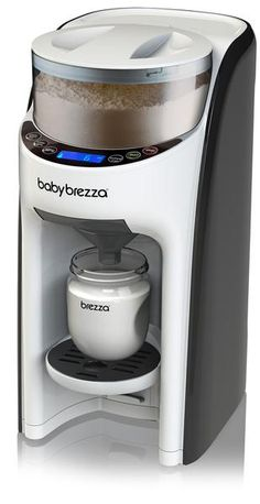 A Baby Brezza formula maker so they can have perfectly made, warmed bottles in less than a minute. This will save their lives during middle of the night feedings, guaranteed. 40 Of The Best Baby Shower Gifts, According To Parents Baby Brezza Formula Pro, Best Baby Formula, Baby Life Hacks, Baby Equipment, Best Baby Shower Gifts, Best Baby Gifts, Baby Necessities, Baby Supplies, Everything Baby