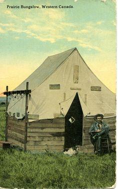 Prairie Bungalow, Western Canada | saskhistoryonline.ca