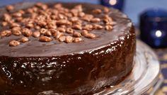 Luumu-suklaakakku - K-ruoka