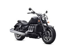 Triumph has just announced two new versions of the 2013 Rocket III, the touring and roadster version. A look at photographs, specifications and price. Triumph Sprint, Cool Motorcycles, Triumph Motorcycles, Triumph Rocket, Motorcycle News, Cruiser Motorcycle, Beginner Motorcycle, Motorcycle Engine, Motorcycle Parts