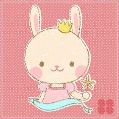 princess bunny by corpsing, via Flickr
