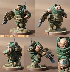 EDF Eden defence force (non imperial standalone force) Plog*conversion heavy - Page 11 - Forum - DakkaDakka | At the intersection of grim and dark.