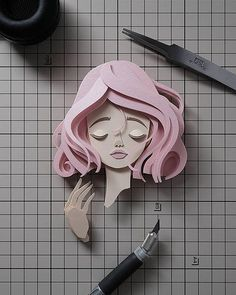 """952 Me gusta, 6 comentarios - DIY Projects (@diyprojectsdotcom) en Instagram: """"Check out @battery_full's Instagram, and we swear you'll get into #papercutting #DIYProjects!"""""""