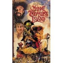 Muppet Treasure Island [VHS] [VHS Tape] (1996) Tim Curry, Kevin Bishop, Frank Oz