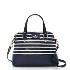 kate spade | grove court stripe maise