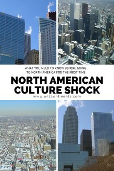 North American Culture Shock - know what to expect on your very first visit to this continent so you can cope better Canada Travel, Travel Usa, Travel Info, Travel Tips, Travel Ideas, Culture Shock, United States Travel, London City, Travel Couple