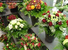 Rood Boeket - Winter | Bouquet Rouge - Hiver
