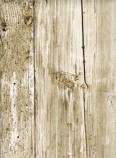 Wallpaper - Barn Siding - White