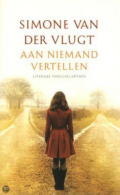 bol.com | Aan niemand vertellen, Simone van der Vlugt | Boeken