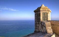 Alicante -Castillo de Santa Bárbara