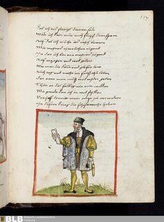 317 [117r] - Frau Untreue - Seite - Handschriften - BLB Karlsruhe