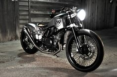 "Garage Project Motorcycles - The amazing KTM 690 Bob Racer by Sven E ""The..."