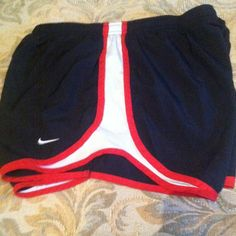 Blk Nike sport shorts. Great condition,elastic and draw string waist Nike Other