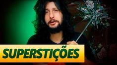 SUPERSTIÇÕES - 10 superstições lendárias.