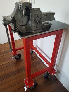 Drafting Desk, Steel, Tools, Furniture, Home Decor, Atelier, Interior Design, Home Interior Design, Appliance