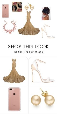 """""""PROM!"""" by fireriah on Polyvore featuring Casadei, Belkin and Thalia Sodi"""