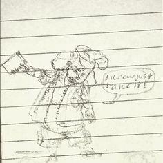 Expression redsign of my webcomic character Monica. #sketchbook #comicartist #doodles #visualdevelopment #digitalart #characterstudy #characterdesign #characterart #cartoonist #illustrator