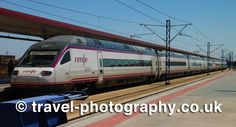 Renfe train from Madrid to Toledo