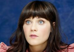 zooey deschanel hairstyle - Google Search