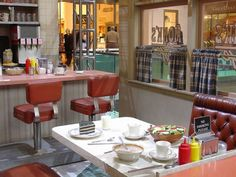 Image result for seinfeld monk's cafe