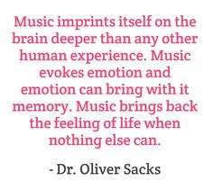 Great quote. Describes exactly how I feel when I listen to a favourite song.