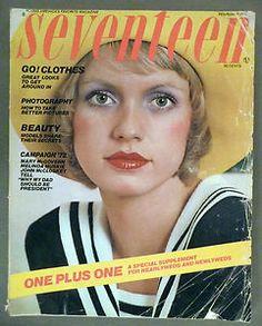 Seventeen Magazine Feb 1972 | eBay