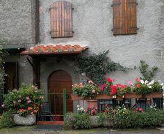 Tuscan Porch