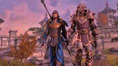 20 Minutes of Elder Scrolls Online Gameplay Footage | EGMNOW