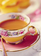 tea to soothe the soul