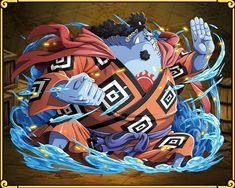 One Piece, Jinbe