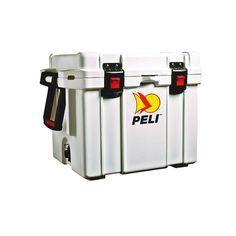 Die professionelle Kühlbox Elite von Peli ProGear ist der Panzer unter den Kühlboxen. Die starke Isolierung und die durchdachte, robuste Ausführung ergeben hier eine Kühlbox der Extraklasse, somit ist sie perfekt für den harten...