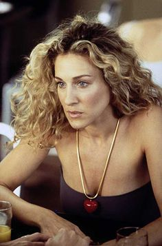 "<b><i>Sarah Jessica Parker (Early 2000s)</b><br />""When Sarah Jessica Parker played Carrie Bradshaw on Sex in the City, you saw her hair at every length, texture, shade—but always golden blonde. The one and only time she went dark was when she was heartbroken. But when she was healing, and, as she put it, 'becoming myself again,' she gradually got blonder. That blonde hair represented a sexy, happy, carefree, stylish New York woman at her best.""– Adam</i>"