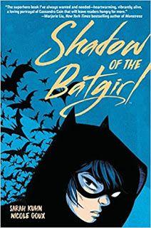 KISS THE BOOK: Shadow of the Batgirl by Sarah Kuhn - ADVISABLE Batgirl, Cassandra Cain, Barbara Gordon, Lego Dc, Mochi, Dc Comics, Superhero Books, Jem And The Holograms, Destroyer Of Worlds