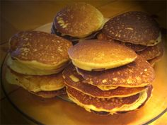 Gluten Free Pumpkin Pancakes - am going to try another kind of flour