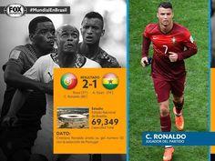 Estadísticas del partido y jugador del partido, Brasil 2014