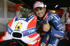 """MotoGP - Héctor Barberá: """"A Ducati GP16 nada tem a ver com a minha moto"""""""