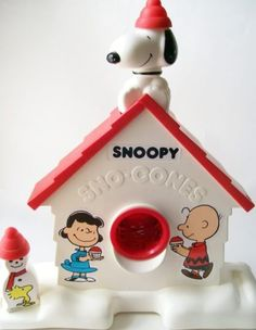 The 70s and 80s are remembered as a great time to be a kid. Not only was there great children's television programming but it was a golden age of creative toys and games. Did you call Mickey Mouse on your talking phone while eating a Snoopy Sno-Cone like I did? Let's revisit some old friends…