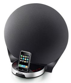 iPhone / iPod dock. #EdifierIF500 #allinonespeaker
