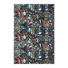 EIVOR LEVA Fabric IKEA  - groovy, not sure what I'd used it for!!