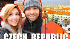 This Gathered Nest from US and their Prague / Brno trip. Prague, Nest, Winter Hats, Youtube, Nest Box, Youtubers, Youtube Movies