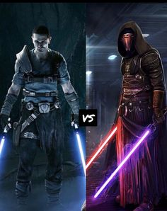 Galen Marek vs Darth Revan (Comment who you think would win)