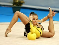 Alina Kabaeva - Gymnast