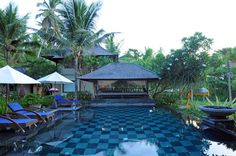 Sixty miles east of the jostling streets of Kuta and Seminyak are the Jasri Beach Villas, a pair of pristine villas bordering the attenuating seas of the Indian Ocean and lush jungle of East Bali.