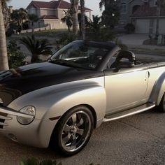 Chevrolet SSR Chevy Ssr, Chevrolet, Automobile, Wheels, Trucks, Random, Inspiration, Design, Cars